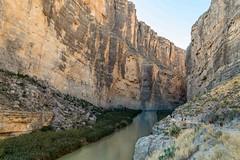Slipping Into Santa Elena Canyon