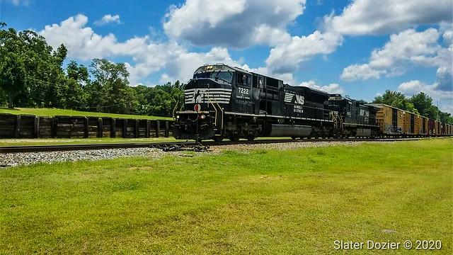 NS 182 / NS 7222 NS 8835 / Thomasville, AL / 7/5/18