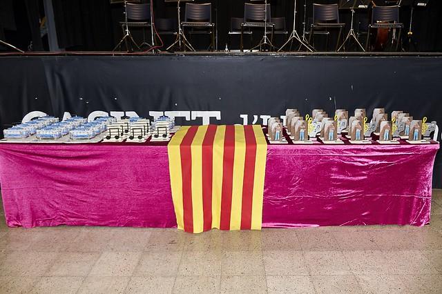 (I) Cloenda dels campionats Territorials de BCN Ciutat i Comarques Barcelonines de la Temporada 2019