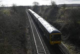 GWR CLASS 165.