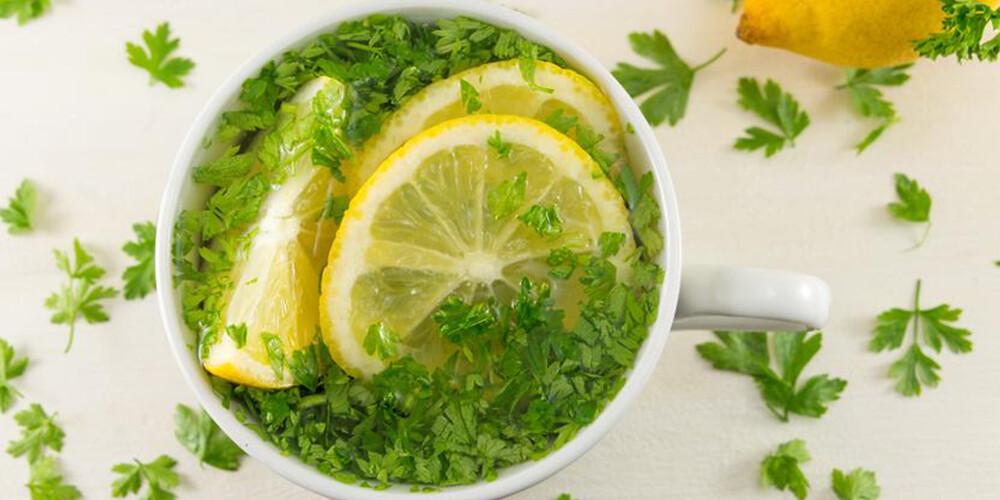 Conoce esta maravillosa mascarilla de perejil y limón para tu ...