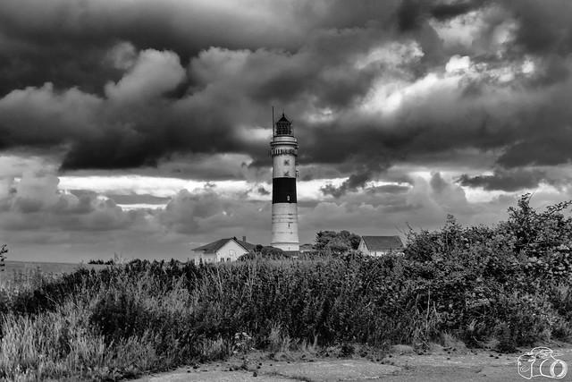 Sylt Leuchtturm Kampen