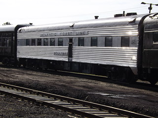 ACL Moultrie dining Car