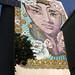 Taipei Street Art: Mural by Insa and Madsteez at Tatung University