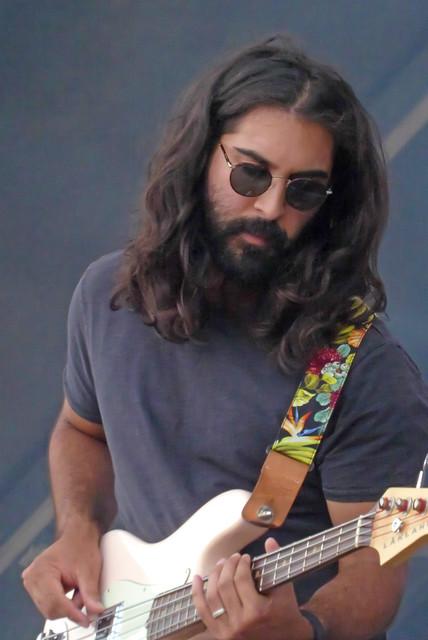Payam On Guitar