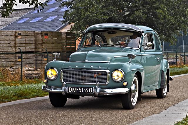 VOLVO PV 544 C 1961 (8263)
