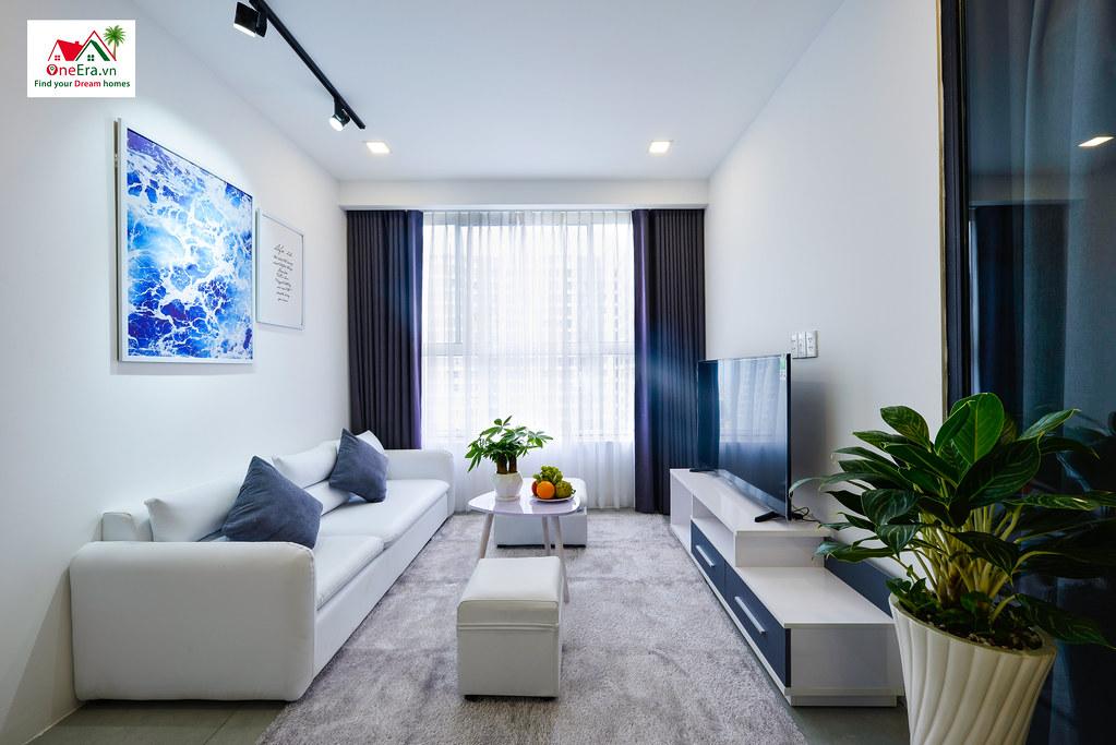 Căn hộ Orchard Garden 2pn tầng cao quận Phú Nhuận cho thuê 10