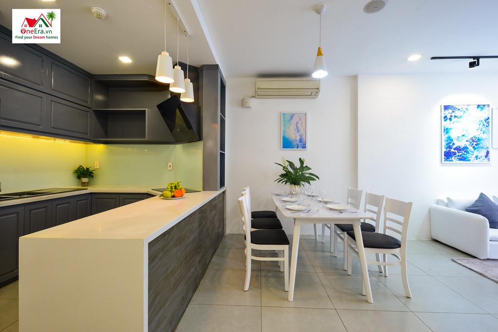 Căn hộ Orchard Garden 2pn tầng cao quận Phú Nhuận cho thuê 2