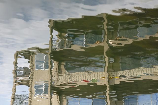 Reflections at Moss Bay