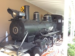 Lee Tidewater Cypress Company Locomotive