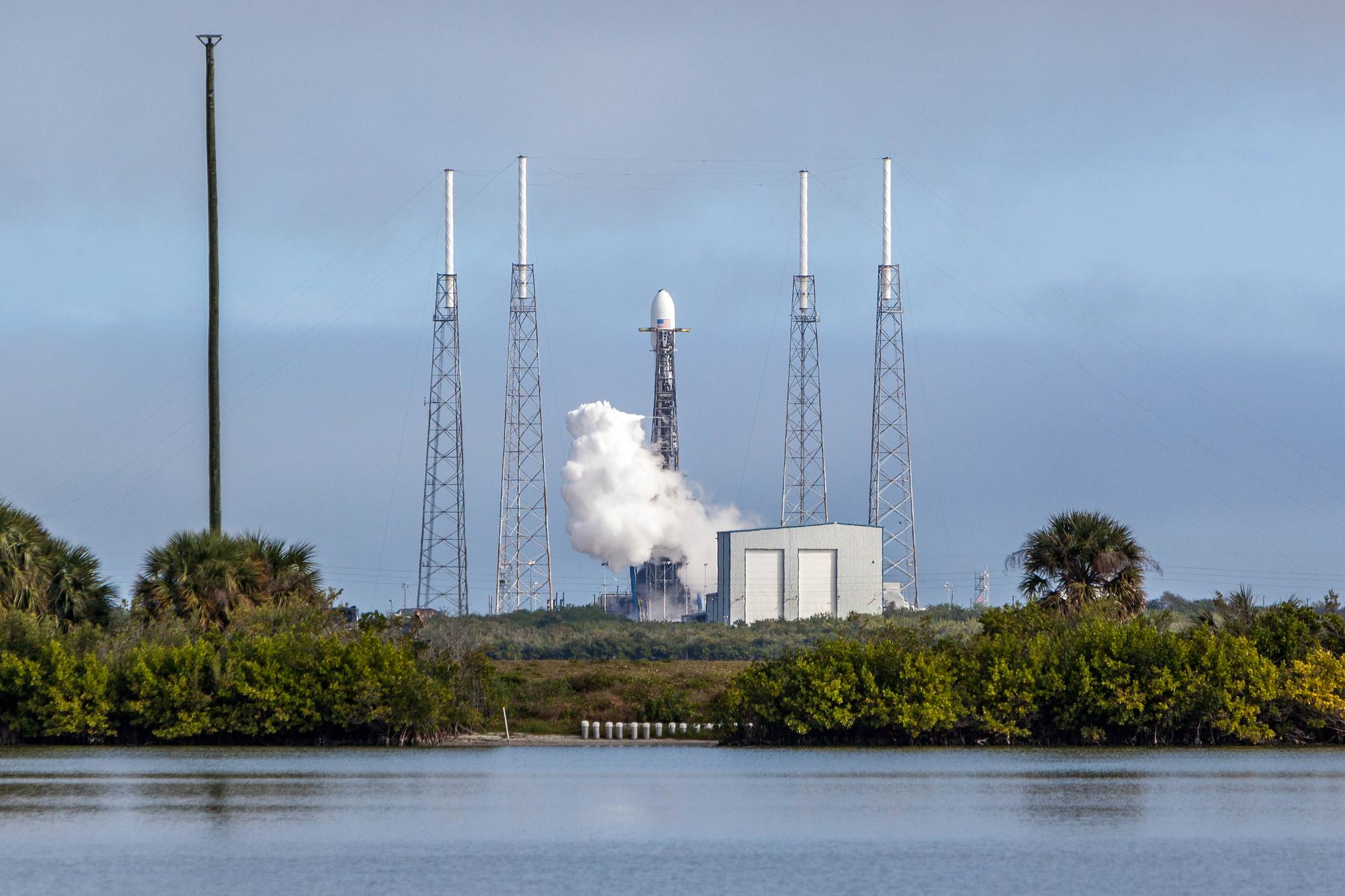 SpaceX Falcon 9 - Starlink #5