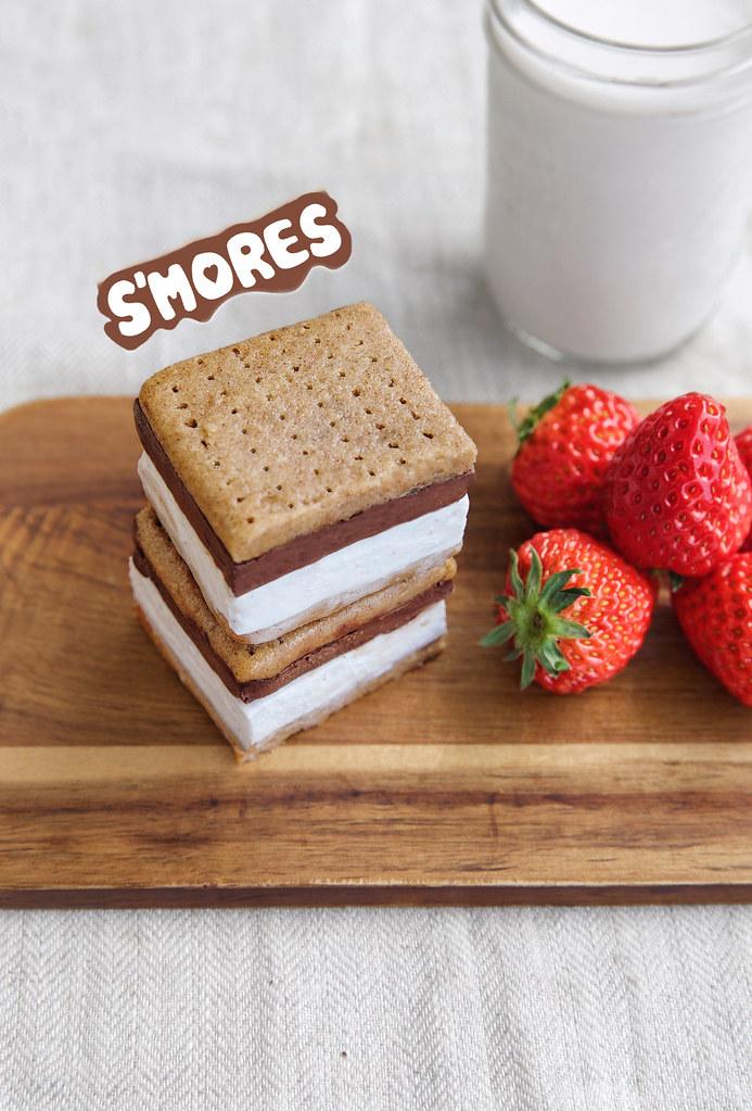 S'mores Slice (Paleo, Vegan)