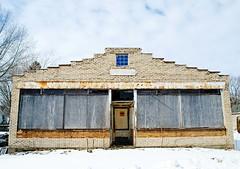 Alfred Fowler Building, Herbert, Illinois
