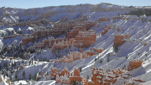 Sunrise Point, Bryce Canyon National Park  11/25/2013