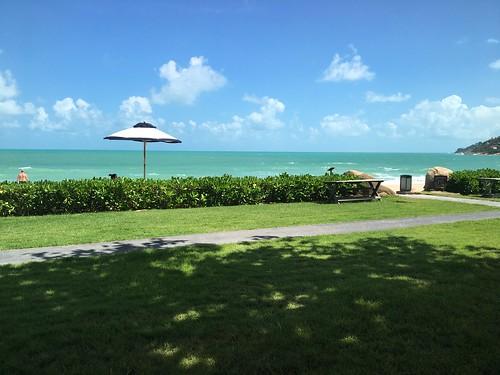 サムイ島 ビーチフロントでアフタヌーンティーを楽しもう-Vana Belle A Luxury Collection Resort
