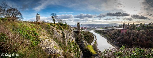 avon bristol brunel clifton gorge isambard kingdom observatory panorama suspensionbridge high hilltop holiday panoramic riveravon somerset span tourism tourist vacation views visit