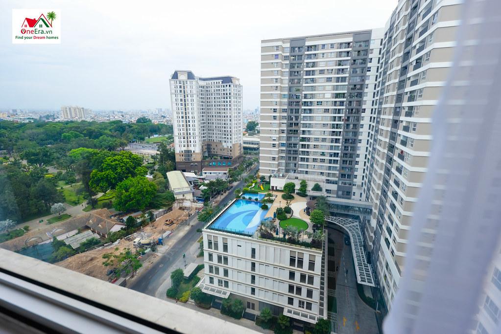 Căn hộ Orchard Garden 2pn tầng cao quận Phú Nhuận cho thuê 17