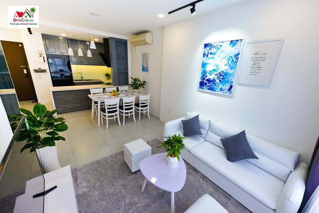 Căn hộ Orchard Garden 2pn tầng cao quận Phú Nhuận cho thuê 15