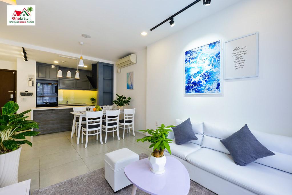 Căn hộ Orchard Garden 2pn tầng cao quận Phú Nhuận cho thuê 12
