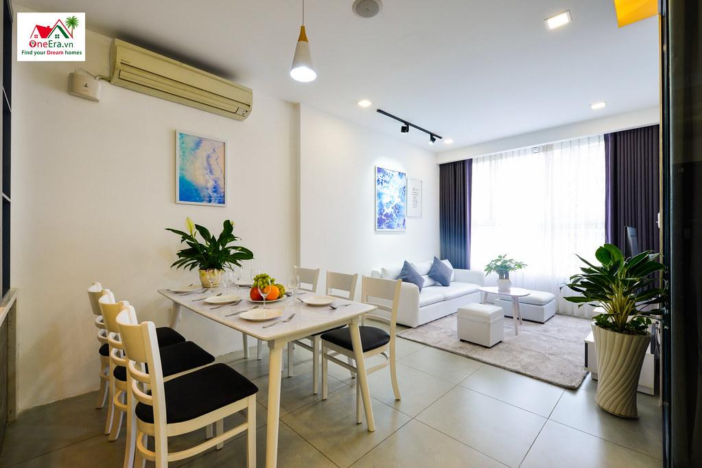 Căn hộ Orchard Garden 2pn tầng cao quận Phú Nhuận cho thuê 9