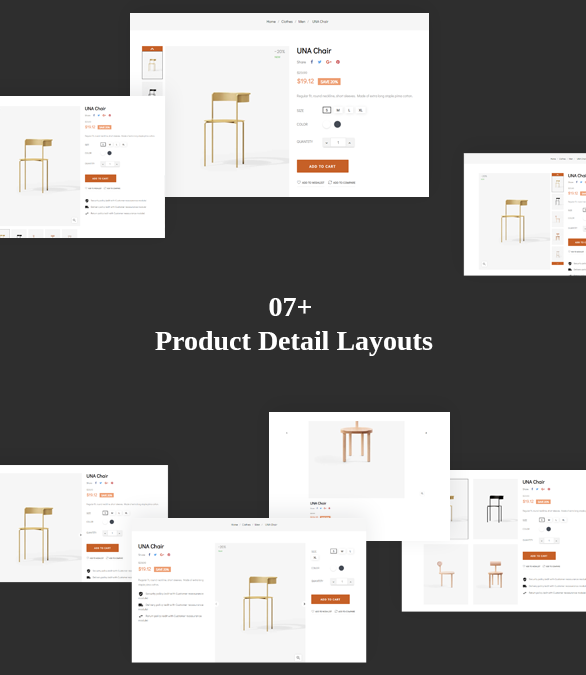 07+ product detail layouts-Leo ICraft Prestashop Furniture Theme