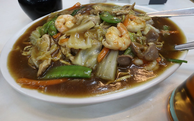 New Toho Food Center - pansit canton