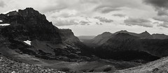 Continental Divide in B&W