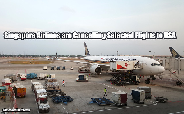 singapore airlines cancel usa flights