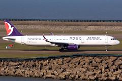 Air Macau | Airbus A321-200 | B-MCA | Macau International