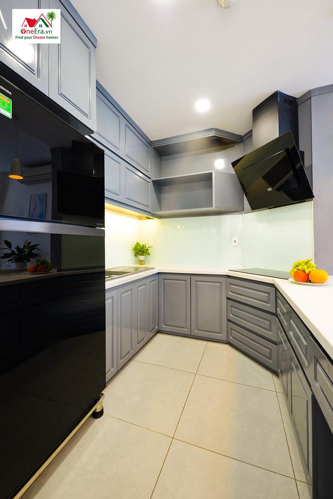 Căn hộ Orchard Garden 2pn tầng cao quận Phú Nhuận cho thuê 34