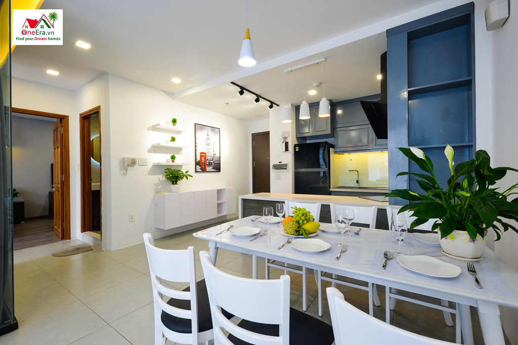 Căn hộ Orchard Garden 2pn tầng cao quận Phú Nhuận cho thuê 5
