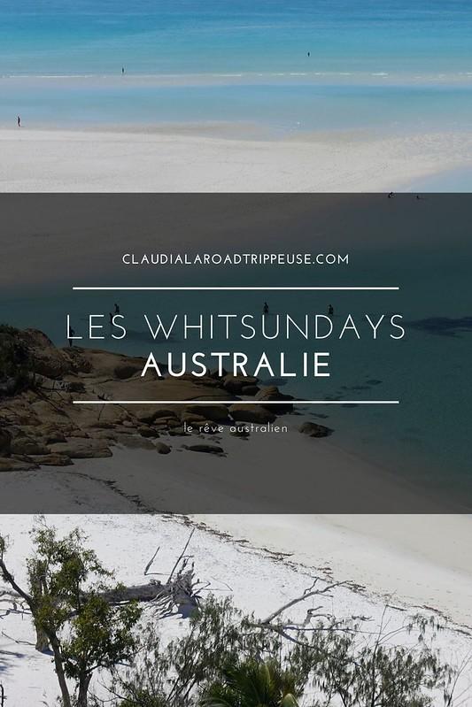Les Whitsundays en Australie