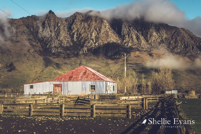 Woolshed- Garston, Southland, New Zealand