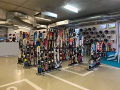 Prodej kompletní půjčovny lyží - titulní fotka