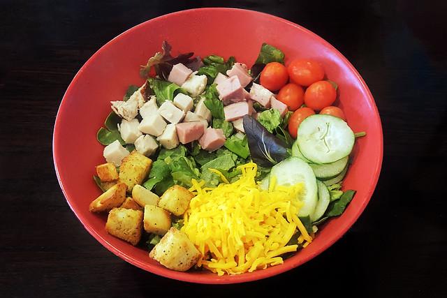 Newk's Chef's Salad