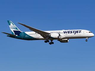 WestJet | Boeing 787-9 Dreamliner | C-GURP