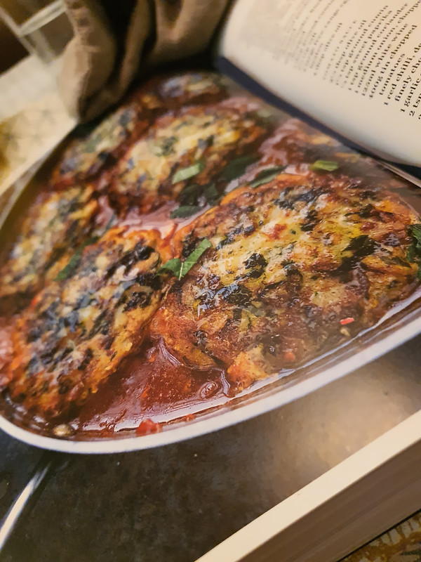 Jerusalem by Ottolenghi and Tamimi