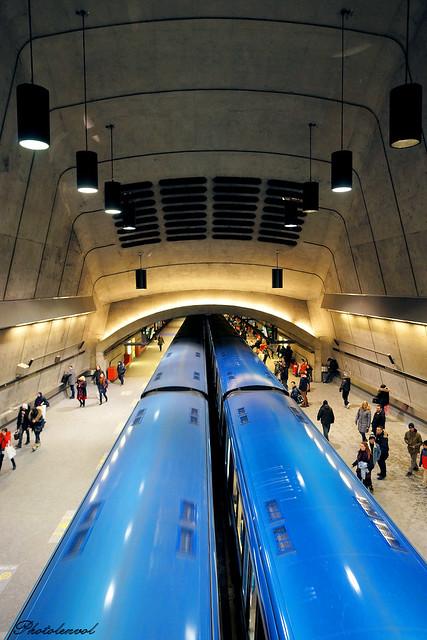 station de metro Radisson