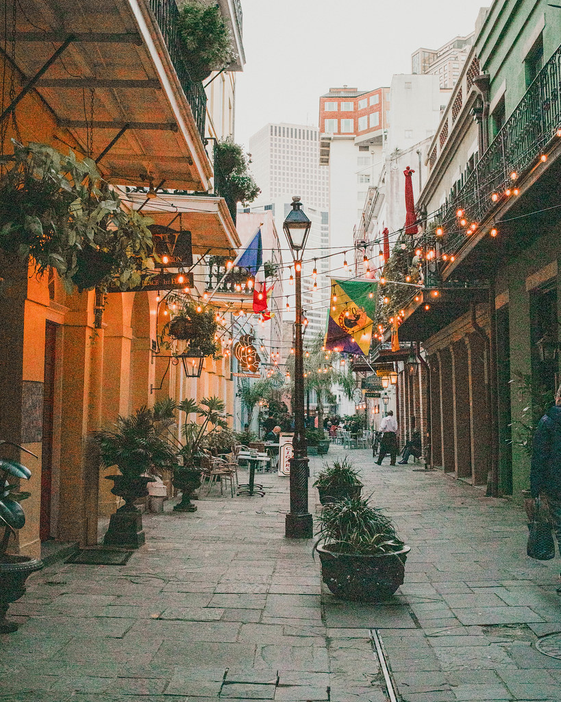 New Orleans Itinerary