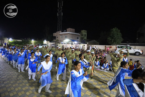 Performance by Sewa Dal Volunteers
