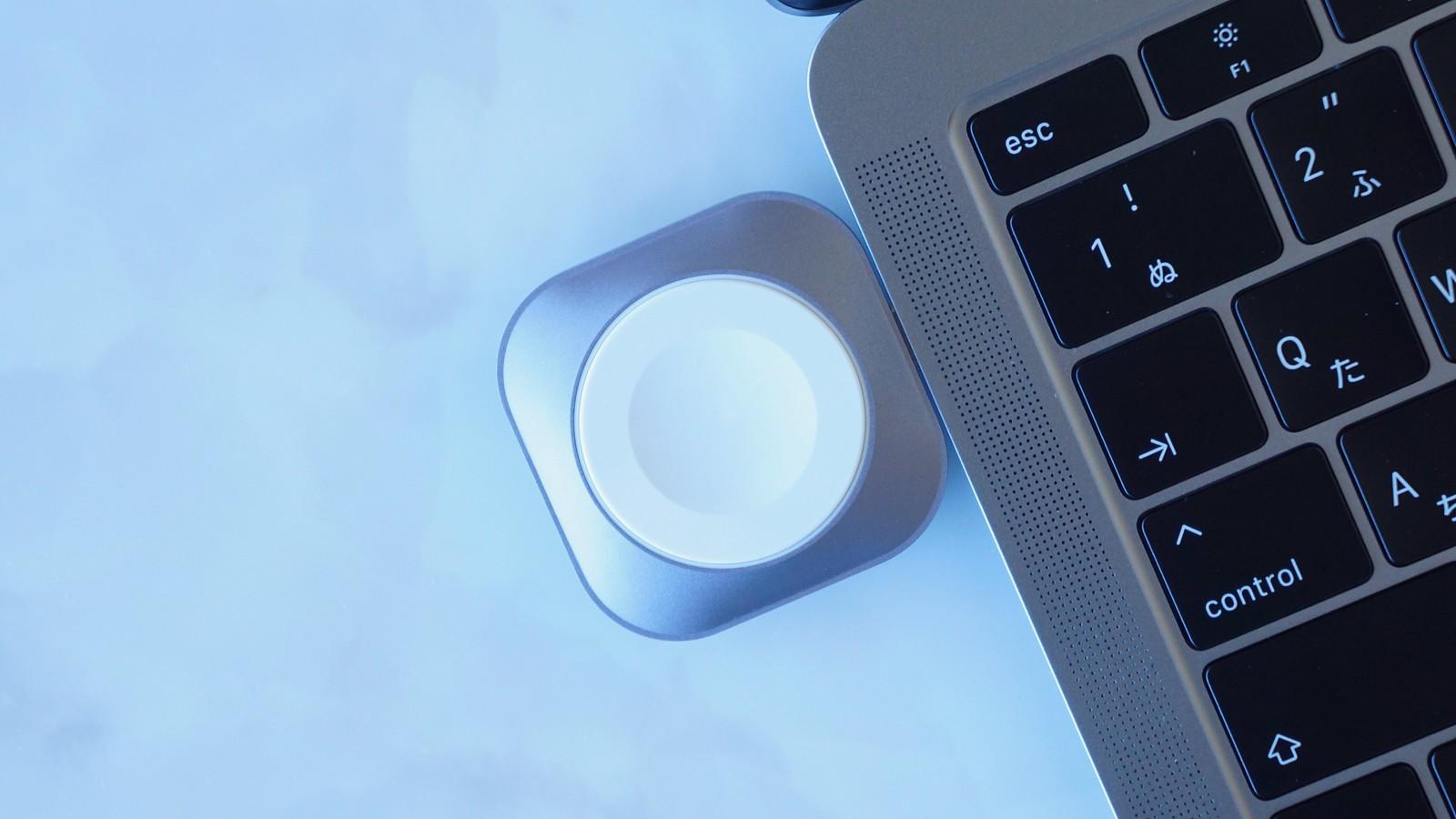 MacBookに直挿し充電