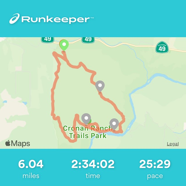 Cronan Ranch Regional Trails Park Hike