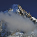 Aiguille du Midi, 3842m/12,605', Mt. Blanc Massif, French Alps