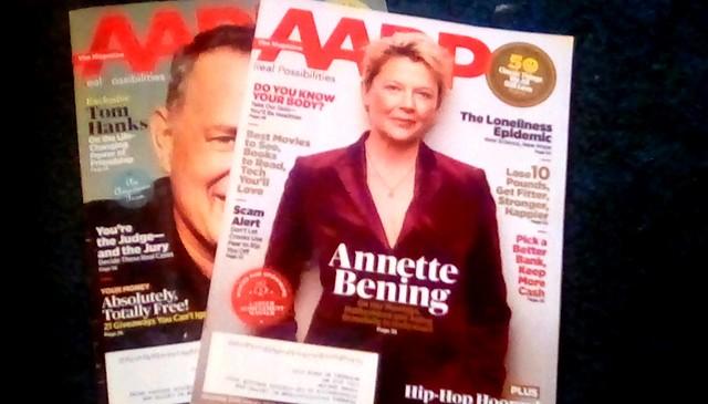 AARP Magazine! Menominee Michigan