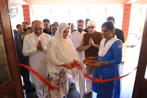 Inauguration of Newly constructed Satsang Hall by Satguru Mata Ji