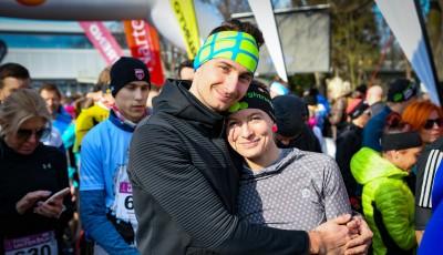 Innogy Winter Run Olomouc: Burianovi si odvezli všechny cenné kovy