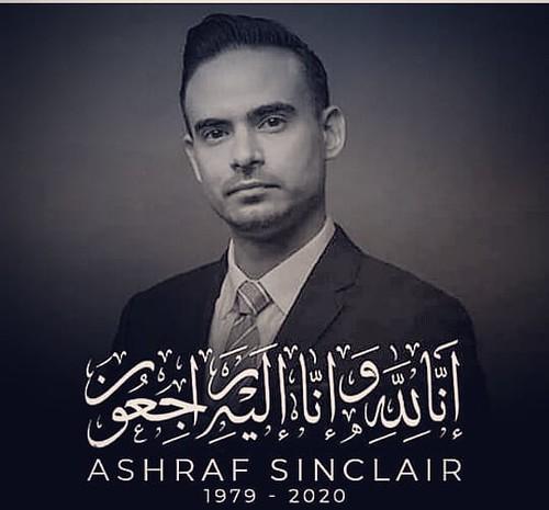 Ashraf Sinclair, Suami Bunga Citra Lestari Meninggal Dunia Akibat Serangan Jantung