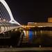Puente del tercer milenio.Zaragoza.