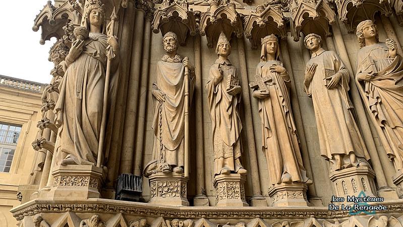 Saint-Clément et le Graoully