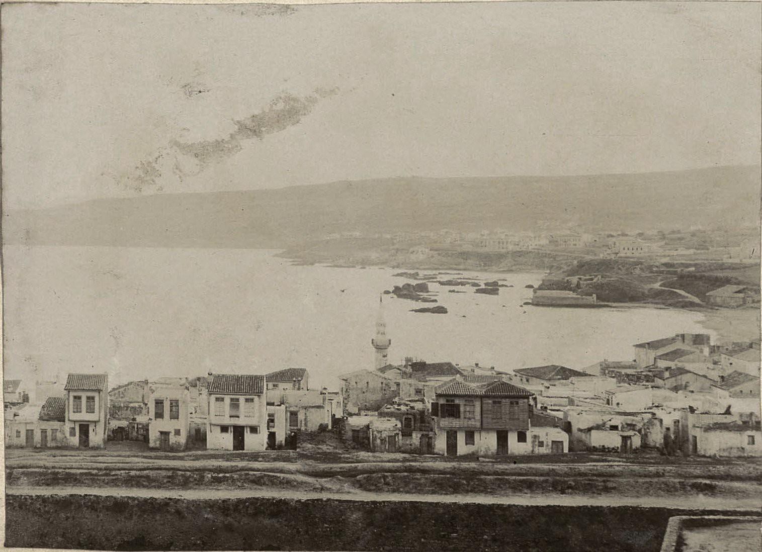 Владивосток. Панорама гавани